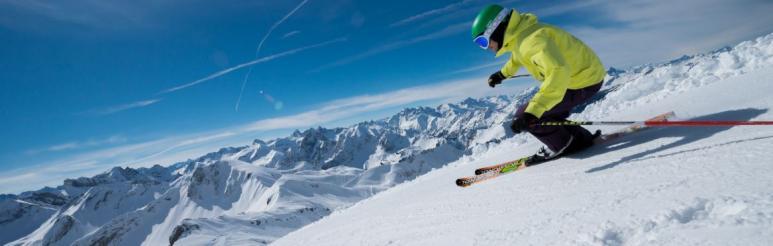 Erlebnistäler Ski